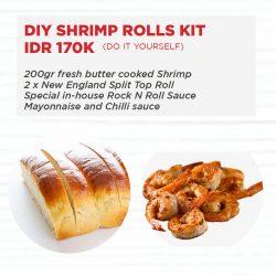 LOVSTER - DIY Shrimp Roll Kit
